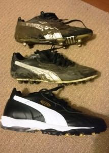 Fred's Full Range of Puma Kings